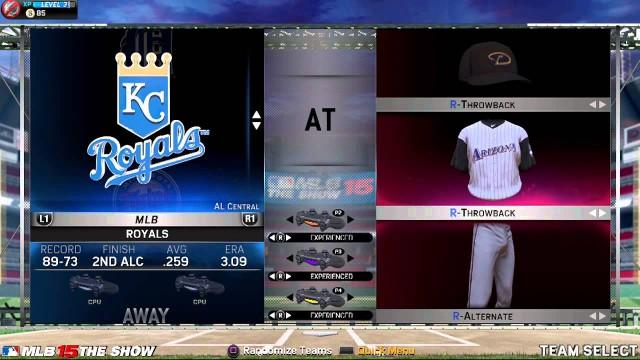 MLB15 - Gameplay 7