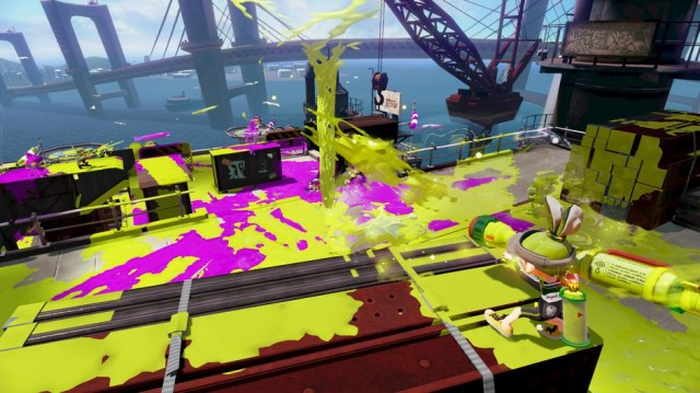 Splatoon - Gameplay