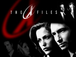 The X-Files - Logo