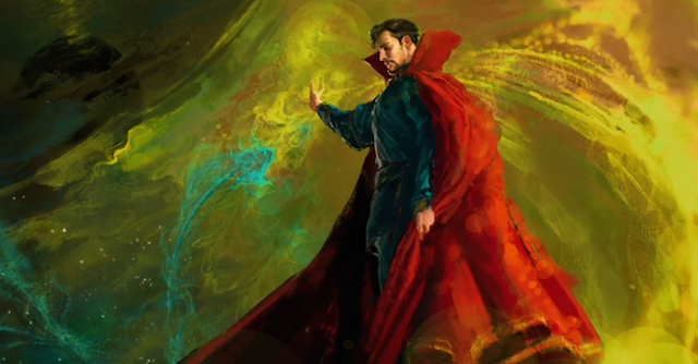Doctor Strange - Concept Art