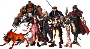 FF7 - Characters