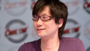 Hideo Kojima - Headshot