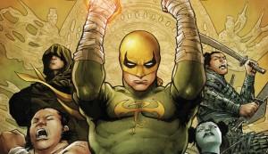 Iron Fist - Comics