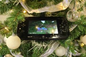 Minecraft Wii U - Announcement Art