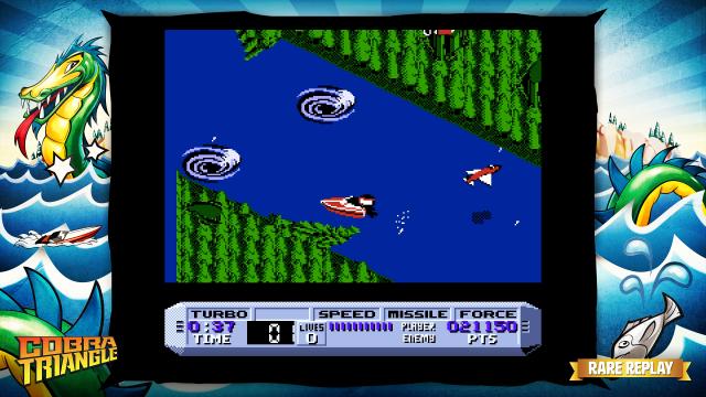 RR - Gameplay 3