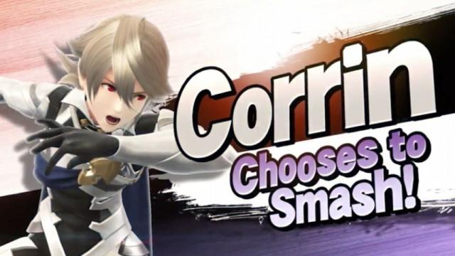 SSB - Corrin Smash