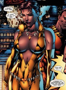 Vixen - Comics 2
