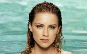 Amber Heard - Head shot