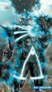 Deathstorm - Comics