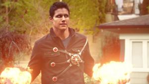 Firestorm - Footage 1