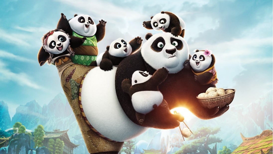 Kung Fu Panda 3 Review Eggplante