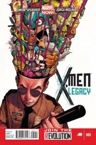 Legion - Comics 2