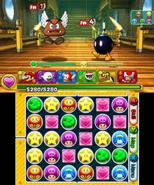 PaD - Gameplay 1