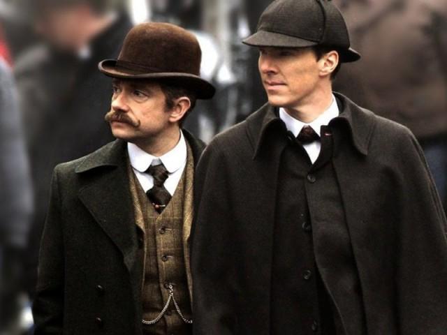 Sherlock - Footage 1