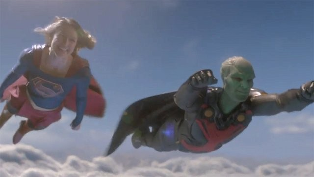Supergirl - Footage 4