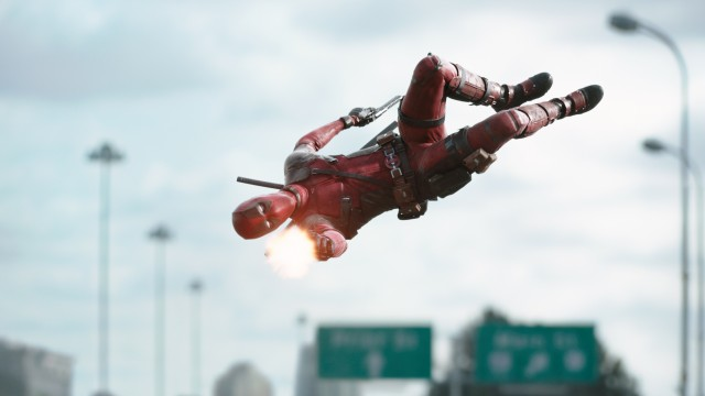 Deadpool - Footage 12