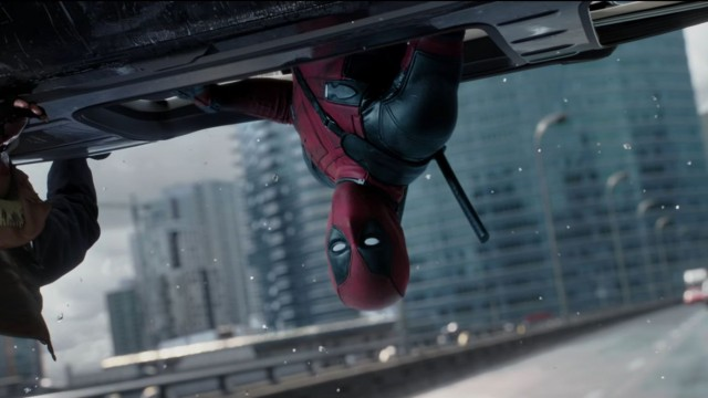 Deadpool - Footage 3