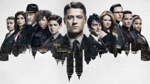 Gotham - Title Art