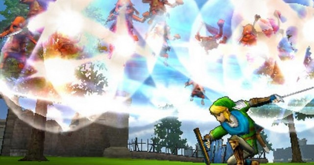Hyrule Warriors Legends - Gameplay
