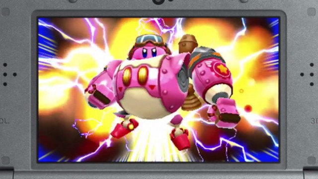 Kirby Planet Robobot - Gameplay