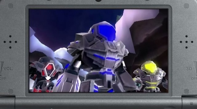 Metroid Prime Federation Force - Gameplay