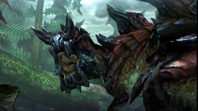 Monster Hunter Generations - Gameplay