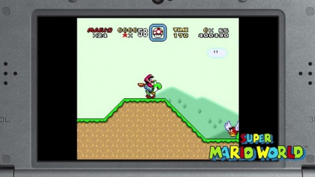 New 3DS Virtual Console - Gameplay