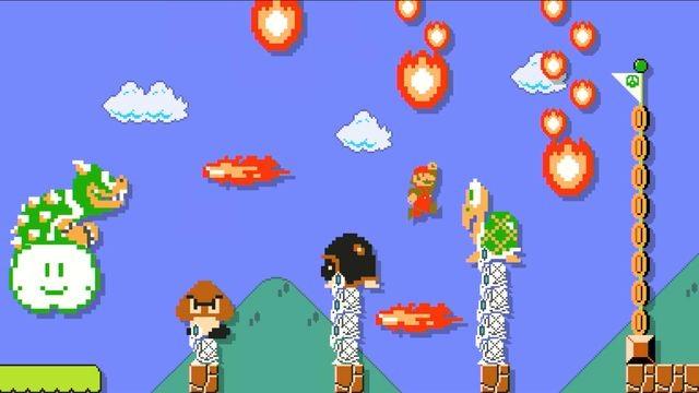 Super Mario Maker - Gameplay