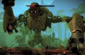 Bionic Commando Rearmed 2 - Gameplay
