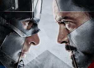 Captain America- Civil War - Poster