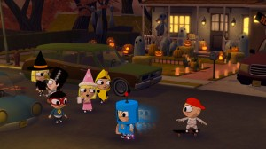 Costume Quest 2 - Gameplay