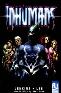 Inhumans - Comic