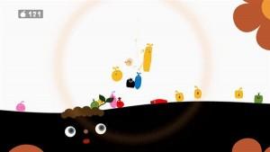 LocoRoco Cocoreccho - Gameplay