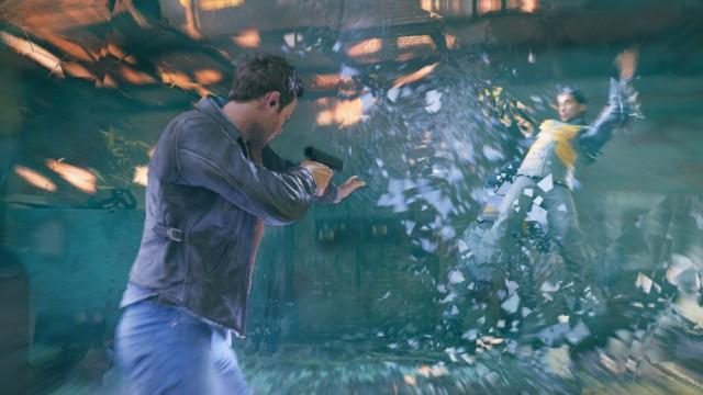 Quantum Break Xbox One time shield
