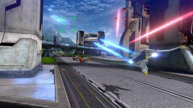 SFZ - Gameplay 1