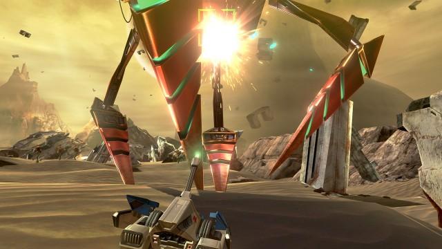 SFZ - Gameplay 4