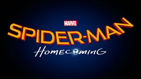 Spider-Man- Homecoming - Logo