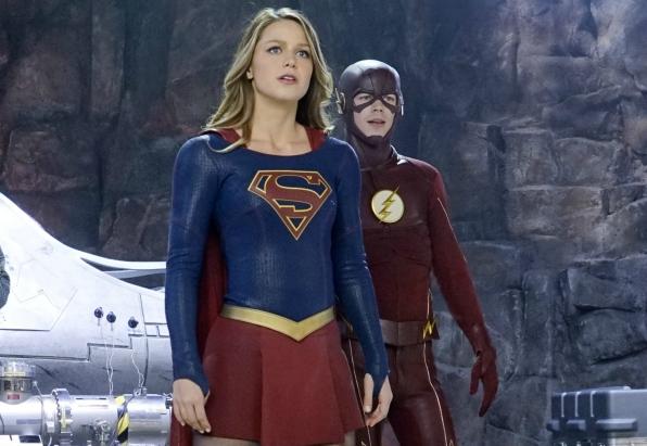Supergirl - Footage 4