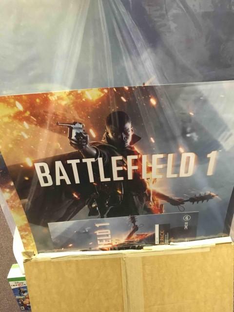 Battlefield 1 - Leaked Image