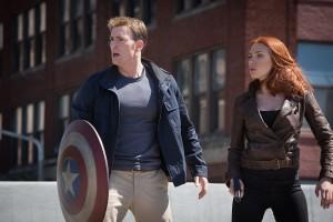 Black Widow - Captain America