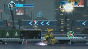MN9 - Gameplay