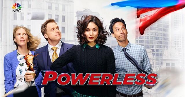 Powerless - Logo