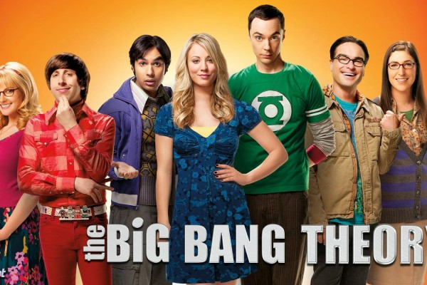 The Big Bang Theory - Logo