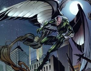 Vulture - Comics