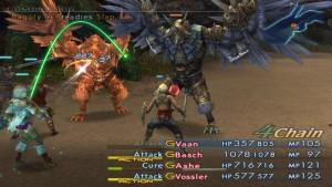 FFXII - Gameplay