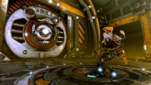 ReCore - Screen