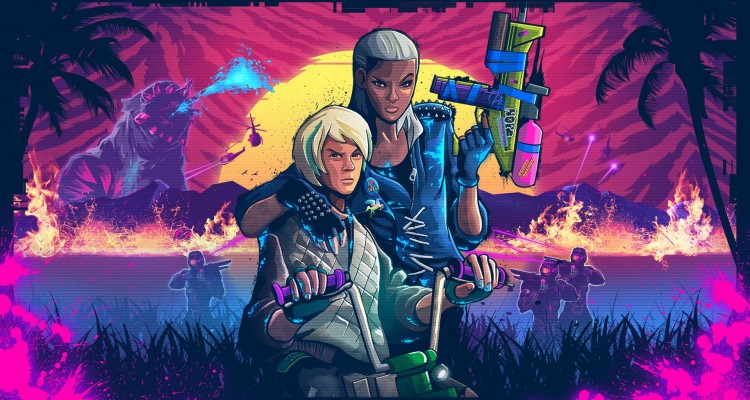 Trials And Far Cry 3 Blood Dragon Are Merging In Trials Of The