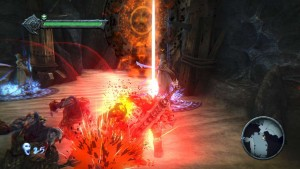 Darksiders - Gameplay