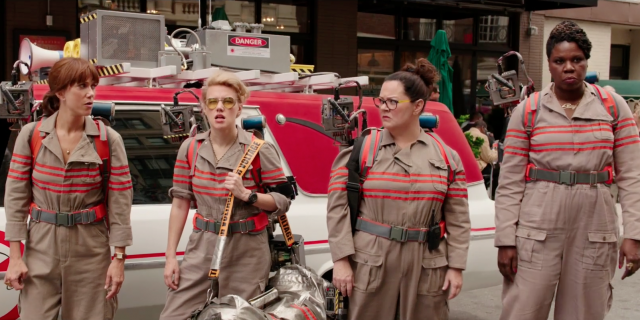Ghostbusters - Footage 1