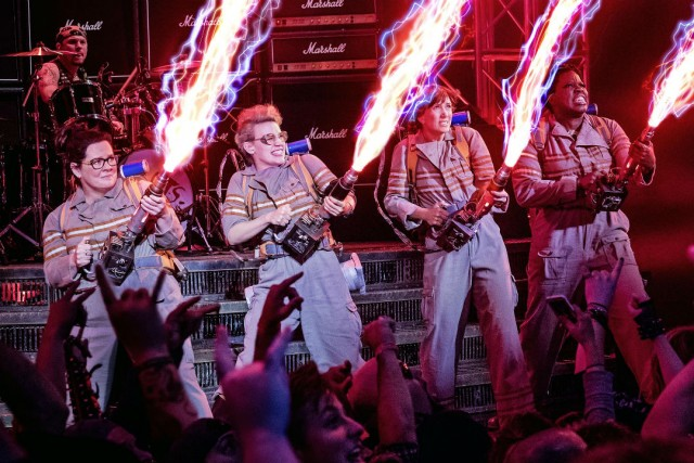 Ghostbusters - Footage 9
